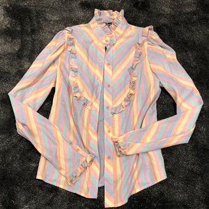 Awesome vintage 80s top